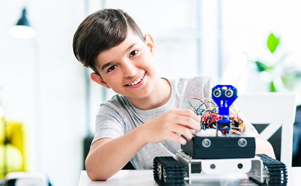 Robótica, programación y herramientas digitales